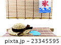日本の夏 縁側イメージ 23345595