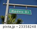 Rodeo Dr ロデオドライブ ビバリーヒルズ LA ロサンゼルス ロスアンゼルス カリフォルニア 23358248
