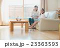Japanese woman golfer , housewife 23363593