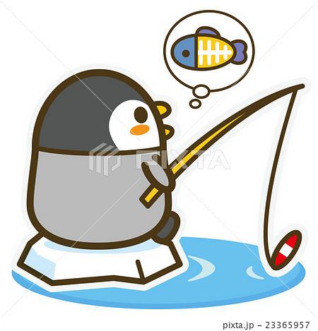 ペンギンカフェ 釣り 23365957