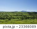 押戸石の丘 丘 風景の写真 23366089