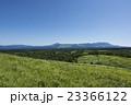 押戸石の丘 丘 草原の写真 23366122