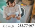 Japanese woman golfer , housewife 23377497