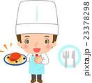イタリア料理のシェフ 23378298