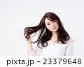 ヘアケア 女性 若いの写真 23379648