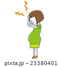 おかっぱ妊婦 頭痛 23380401