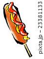 筆描き 夏 フランクフルト 23381133