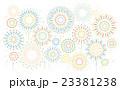 花火 打ち上げ花火 花火大会のイラスト 23381238