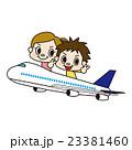 旅行 移動 ベクターのイラスト 23381460