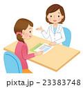 医者 医療 説明のイラスト 23383748