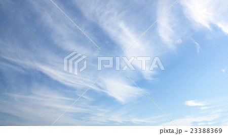 blue sky and clouds sky. 23388369