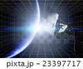 人工衛星 グリッドイメージ 23397717