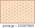 組子 組子細工 和柄のイラスト 23397805