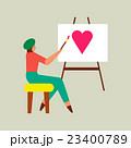 アート ホビー 趣味のイラスト 23400789