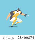 ベースボール 野球 キャッチャーのイラスト 23400874