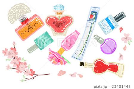 23401442. メイクアップ 香水