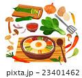 料理 食物 食品 23401462
