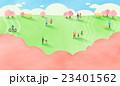 さくら サクラ 桜のイラスト 23401562