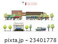 建物 商店 お店 23401778