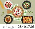 クッキング 料理 調理のイラスト 23401786