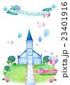 お祝い ウェディング 教会 23401916