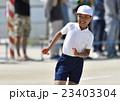 運動会 小学生 男の子の写真 23403304
