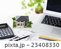 建設 建築 不動産 図面 ビジネス オフィス 設計図 設計 23408330