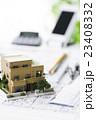 建設 建築 不動産 図面 ビジネス オフィス 設計図 設計 23408332