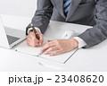 ビジネス ビジネスイメージ ビジネスマンの写真 23408620