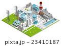 産業 工場 工業のイラスト 23410187
