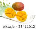 マンゴー カットフルーツ 23411012