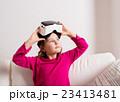 少女 子 VRの写真 23413481