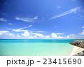 下地島 エメラルドグリーン 海の写真 23415690