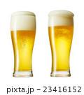 グラスビール 二個 23416152