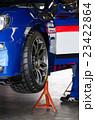 耐久レース車(ホイールとタイヤ部分) 23422864