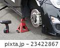 耐久レース車(足回り系)ブレーキ付近 23422867