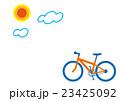 快適なサイクリング MTB 23425092