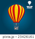 Hot air balloon with detailed elements 23426161