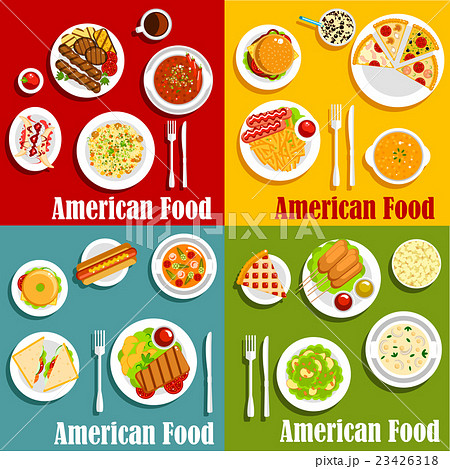 North american or United States national cuisine 23426318