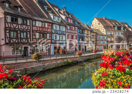 Old town Colmar in Alsace France 23428274