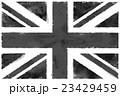 ユニオンジャックのイラスト 23429459
