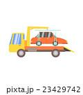 トラック 積載 車のイラスト 23429742
