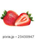Strawberry on white background 23430947