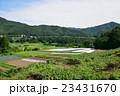 田舎 風景 畑の写真 23431670