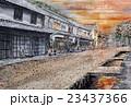 熊川宿のスケッチ 23437366