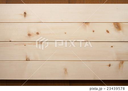 木板, 木材の背景素材 23439578