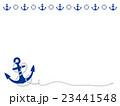 イカリ アンカー マリンのイラスト 23441548