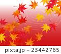 紅葉と流水 23442765