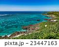 海 海岸 眺めの写真 23447163