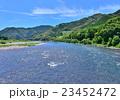 佐田沈下橋からの四万十川-37506 23452472